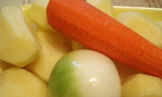 Телятина с картошкой - фото шаг 3