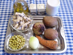 Салат к мантам - фото шаг 1
