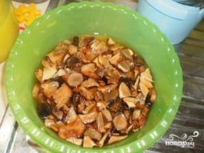 Картофельные котлеты с грибной подливкой - фото шаг 2