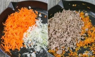 Картофельные котлеты с мясом - фото шаг 2