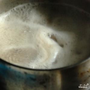 Свинина с грибами под сыром - фото шаг 2