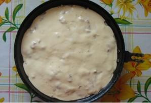 Пирог с рыбной консервой и картошкой - фото шаг 3