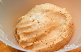 Песочный торт - фото шаг 5