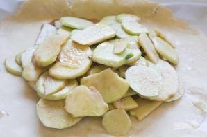 Яблочная кростата - фото шаг 5
