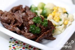 Тушеное мясо - фото шаг 6