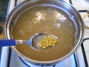 Гороховый суп на воде - фото шаг 3