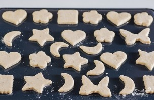 Домашнее печенье на сметане - фото шаг 6