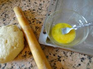 Пресное тесто для пирожков - фото шаг 8