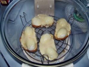 Бутерброды с яйцом и сыром - фото шаг 6