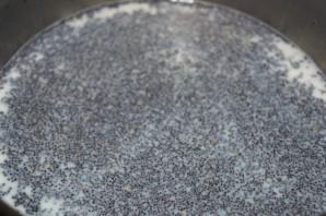 Блины с маковой начинкой - фото шаг 4