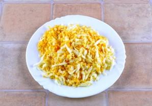 Салат из вареной моркови - фото шаг 3