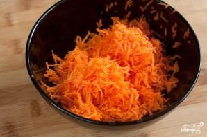 Сырный суп с креветками - фото шаг 3