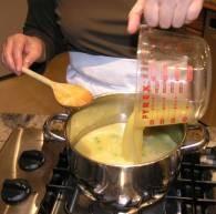 Суп из риса и гороха - фото шаг 4
