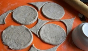 Тесто для калиток - фото шаг 4