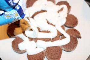 """Торт без выпечки с """"Рафаэлло"""" - фото шаг 2"""