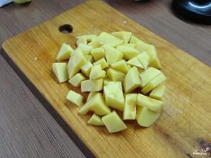 Суп-пюре из чечевицы зеленой - фото шаг 4