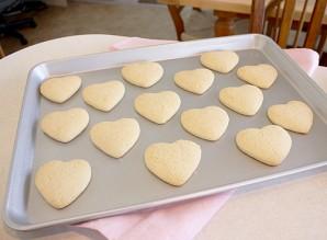 Печенье на 14 февраля - фото шаг 7