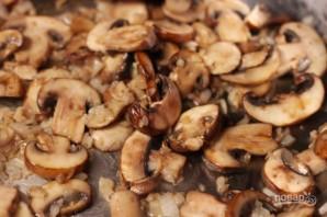 Суп-пюре из шампиньонов со сливками - фото шаг 3