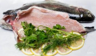 Рыба с лимоном в духовке - фото шаг 3