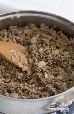 Японский рис с говядиной и сыром - фото шаг 2