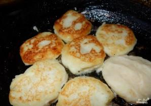 Картофельные зразы с квашеной капустой - фото шаг 6