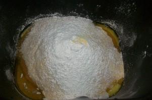 Кукурузный хлеб без дрожжей - фото шаг 3