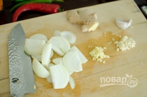 Рыбный суп из скумбрии - фото шаг 1
