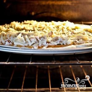 Тайская пицца с курицей - фото шаг 6