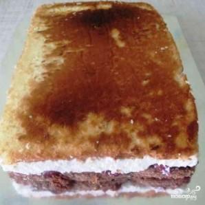 "Торт ""Губка Боб"" - фото шаг 9"