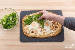 Пицца с творогом - фото шаг 6