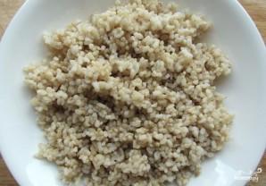 Рис жареный с овощами - фото шаг 2
