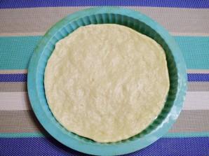Дрожжевой пирог с вареньем - фото шаг 7