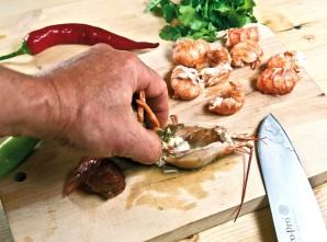 Рыбная солянка сборная - фото шаг 1
