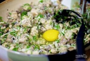 Ракушки с курицей и грибами - фото шаг 12