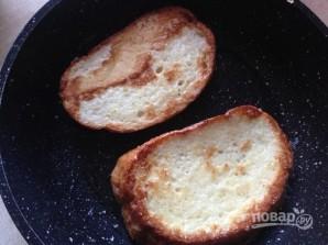 Гренки с сыром на завтрак - фото шаг 6