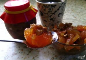 Айвовое варенье с грецкими орехами - фото шаг 4