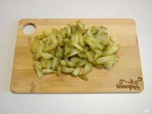 Грибная солянка с картошкой - фото шаг 7