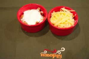 Грибы с помидорами - фото шаг 5