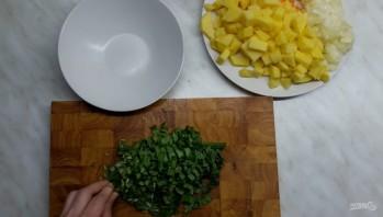 Суп картофельный со щавелем - фото шаг 1