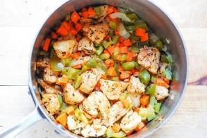 Зимний суп из фасоли - фото шаг 2