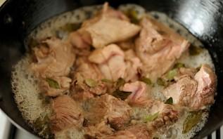 Баранина с овощами в духовке - фото шаг 1
