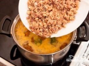 Суп с рыбными консервами - фото шаг 4