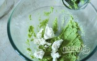 Тартинки с авокадо и печенью трески - фото шаг 2