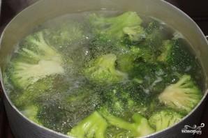 Котлеты из брокколи в духовке - фото шаг 1