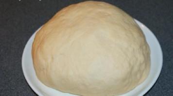 Тесто для пиццы без яиц - фото шаг 5