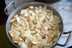 """Варенье из яблок """"Белый налив"""" - фото шаг 2"""