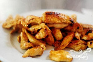Фахитас с курицей и говядиной - фото шаг 4