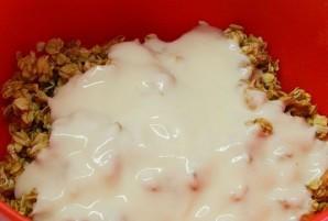 Пирог из геркулеса - фото шаг 1