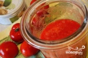Томатный суп с сыром - фото шаг 2