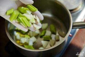 Крем-суп из свеклы - фото шаг 2
